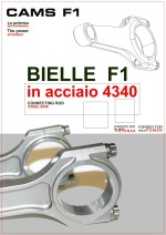 BIELLE - RODS  CAMS F1